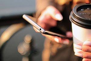 Reise-Apps auf dem Smartphone