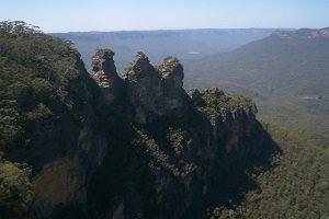 Die Blue Mountains sind das beliebteste Naherholungsgebiet der Einwohner Sydneys