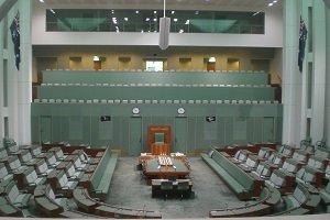 Ein Besuch des Parliament Houses und dem dazugehörigen Repräsentantenhauses gehört zum Pflichtprogramm in Canberra.
