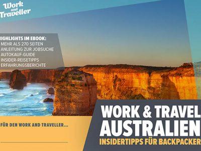 Das ultimative Work & Travel Australien Ebook