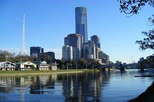Melbourne wird regelmäßig zu der Stadt mit der höchsten Lebensqualität weltweit gewählt - ein längerer Aufenthalt lohnt sich auf jeden Fall!