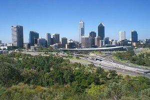 Der Kings Park in Perth gehört zu den größten Innenstadtparks der Welt.