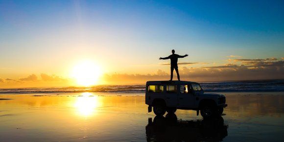 Fraser Island - Ein Work and Travel-Aufenthalt kann man zu verschiedenen Zeitpunkten genießen