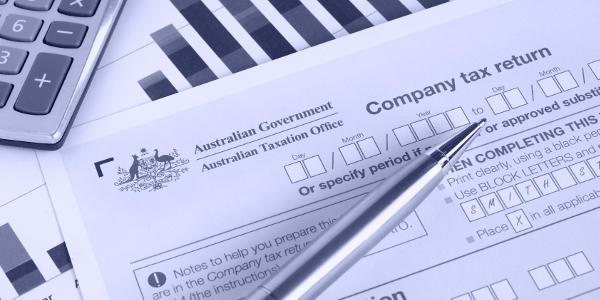 Antragsformular Steuernummer