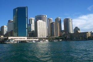 Der Circular Quay ist der Startpunkt für die Besuche vieler Sehenswürdigkeiten.