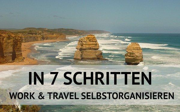 12 Apostels - Australien