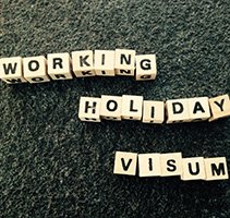 Working-Holiday-Visum Australien