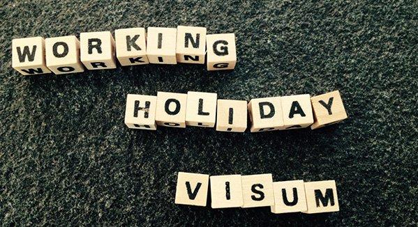 working holiday visum